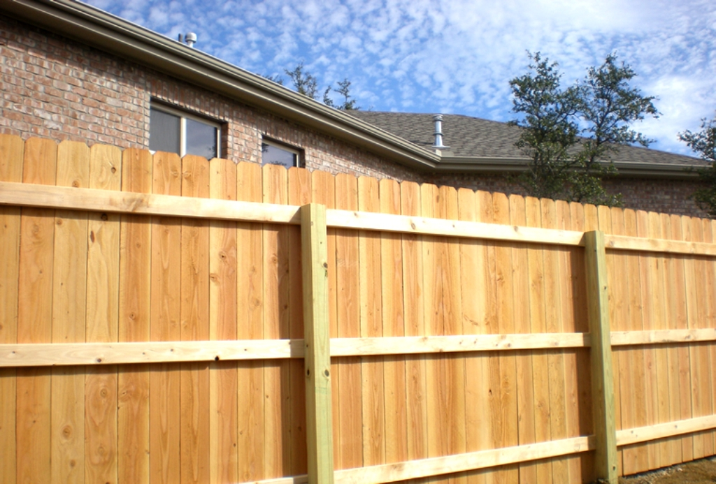 How to Build a Wood Fence and Gate