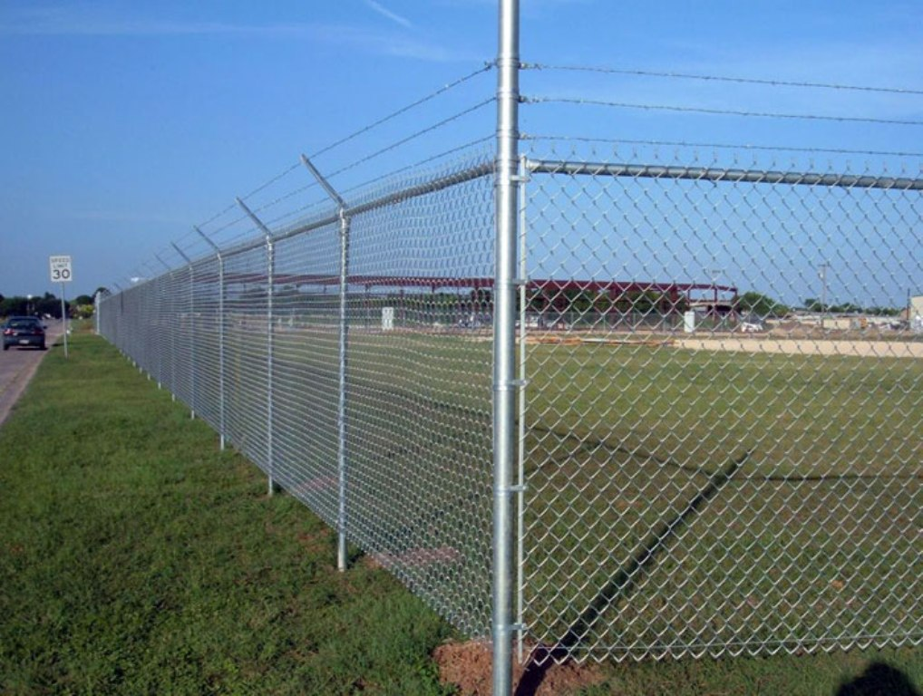 Hurricane Fence Parts
