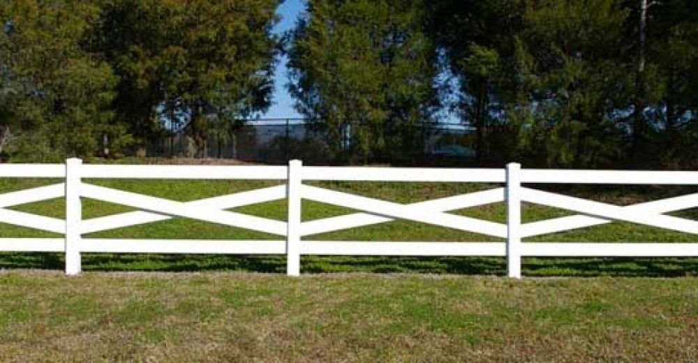 Image of: Ideas Horse Fencing