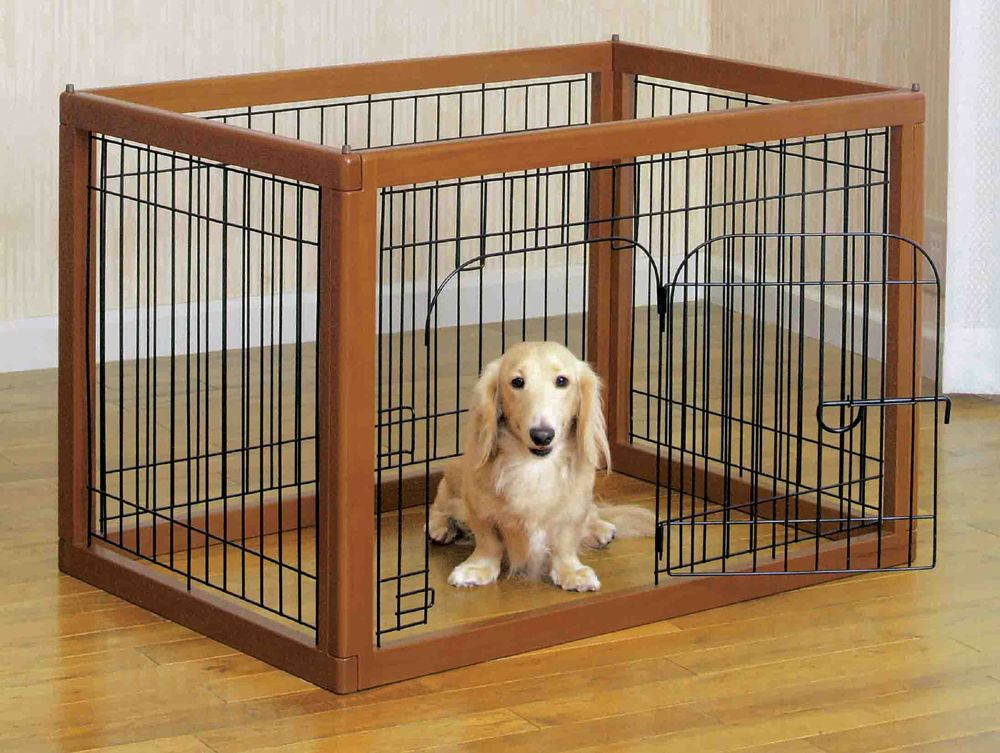 Indoor Dog Fence Picture