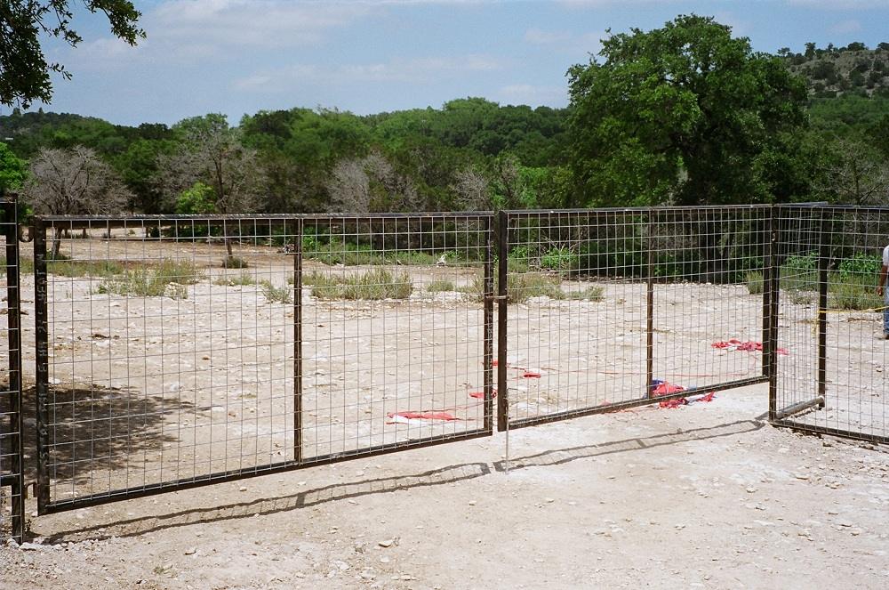 Large Cattle Fence Panels