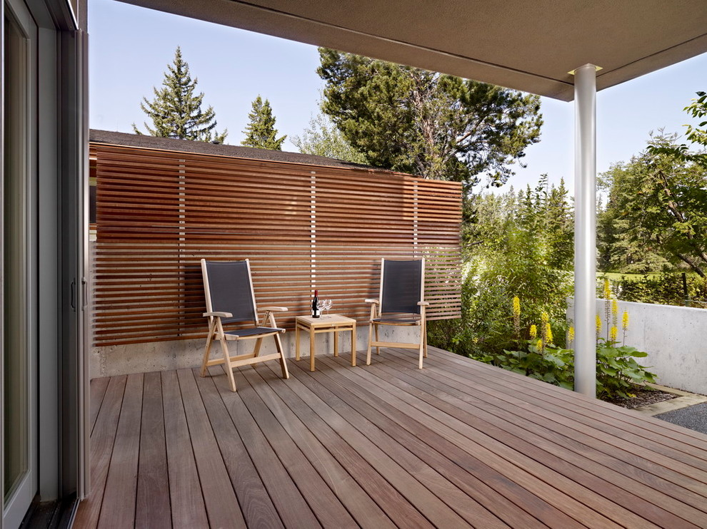 Image of: Lattice Fence Patio