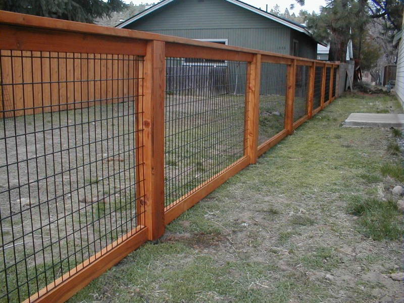 Image of: Long Dog Fence