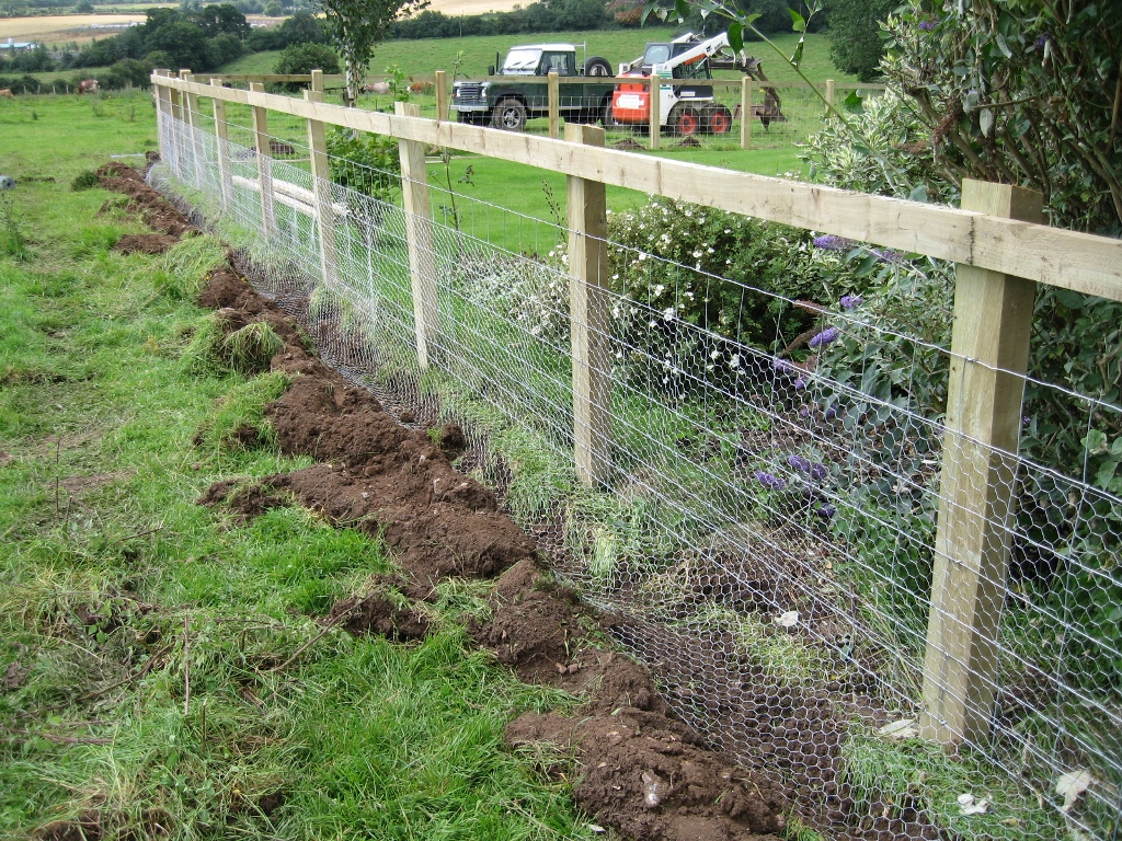Making an Electric Fence