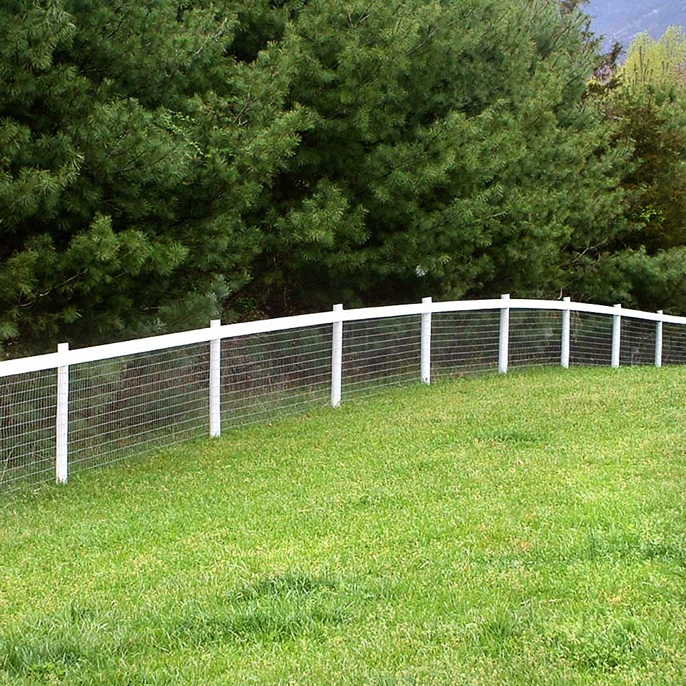 Image of: Mesh Horse Fencing
