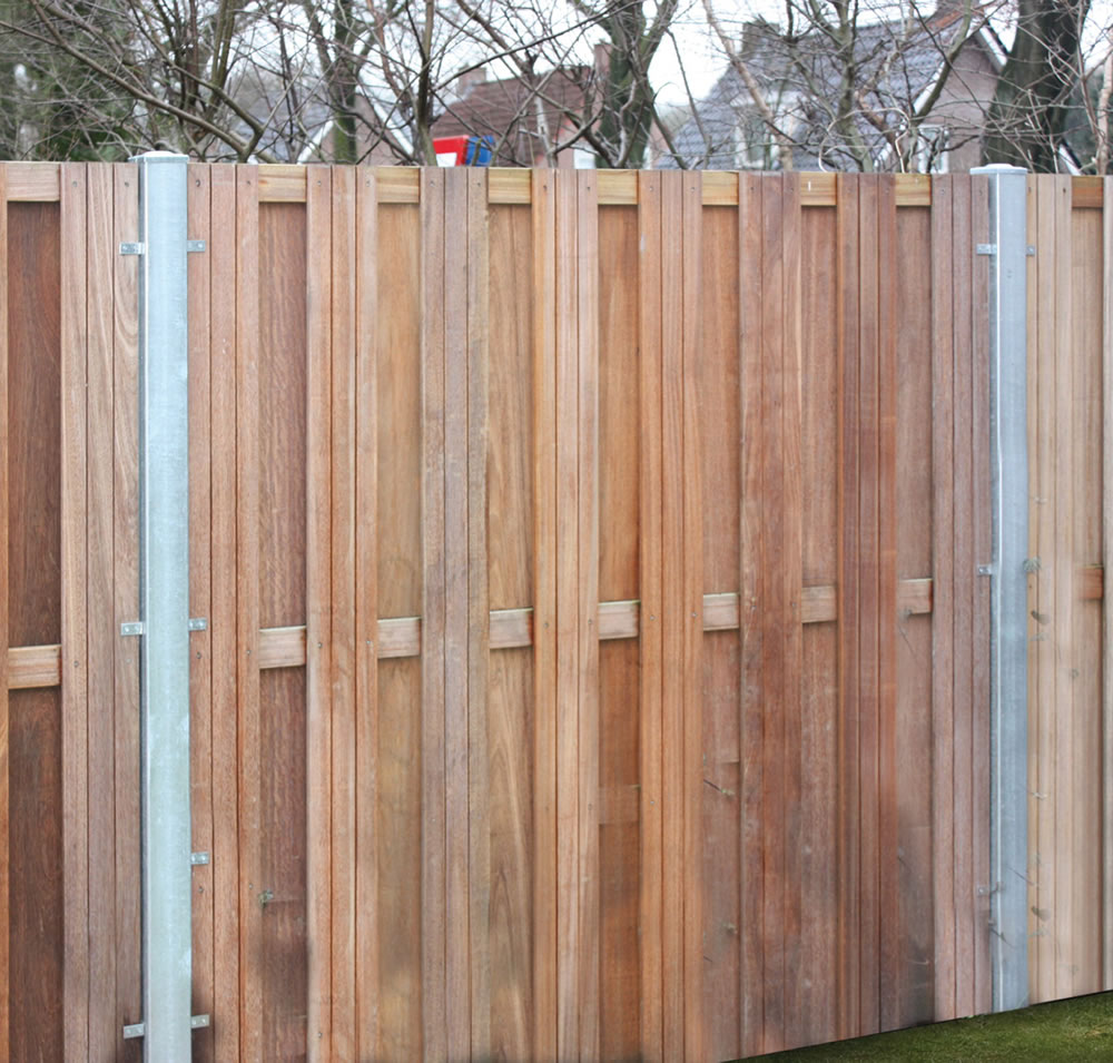 Metal Fence Posts Ideas