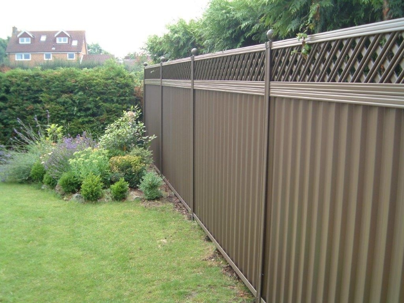 Nice Metal Fence Panels