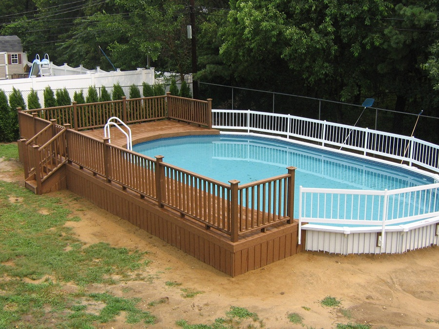 Nice Pool Fencing Ideas