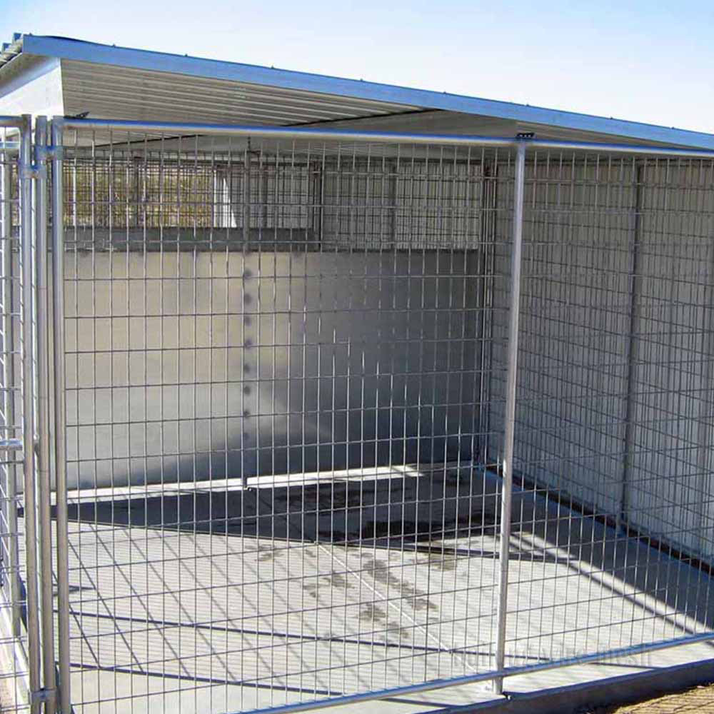 Image of: Outdoor Cat Fence