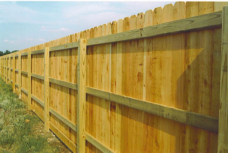 Perfect Cheap Fencing