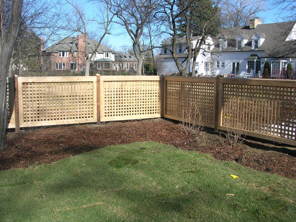 Privacy Cheap Fencing