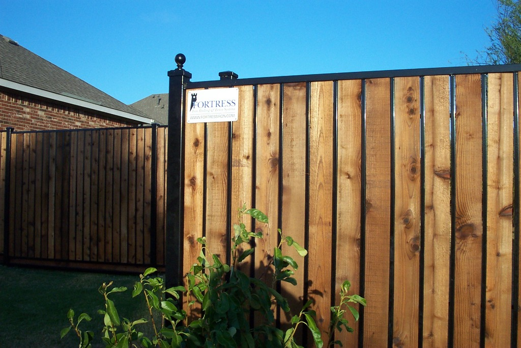 Image of: Privacy Fence Panels Vinyl