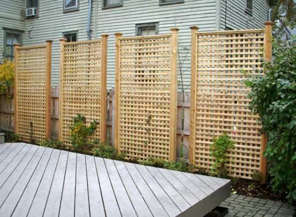 Privacy Fence Panels WoodPrivacy Fence Panels Wood