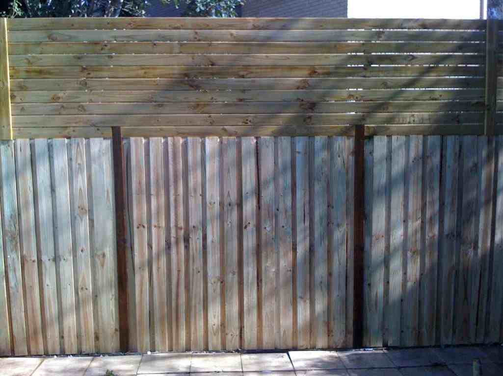 Image of: Privacy Fence Screen Lowes