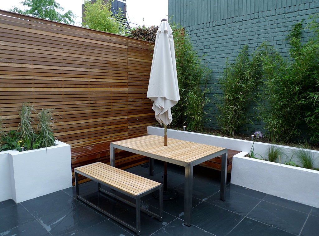 Image of: Privacy Fence Screen Outdoor