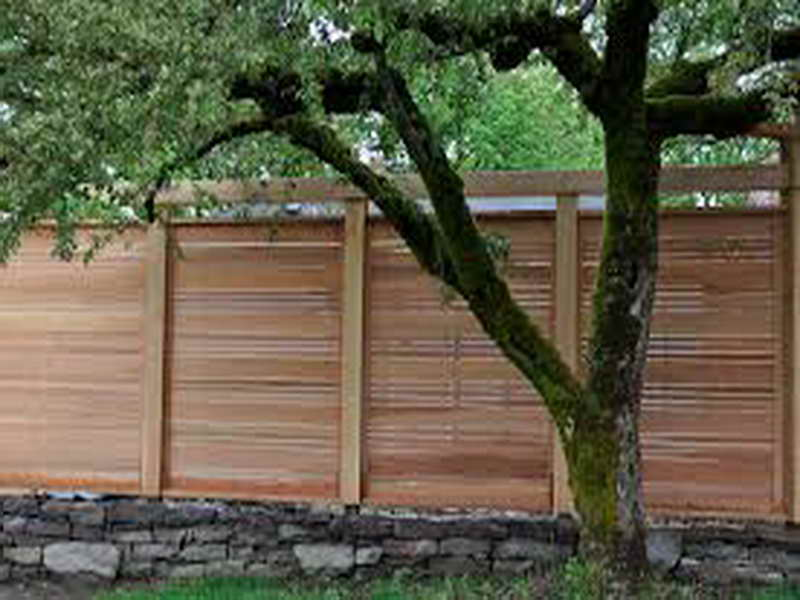 Image of: Privacy Screen and Windscreen Fence