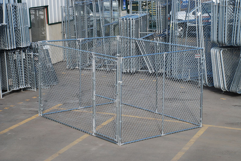 Image of: Small Dog Fence