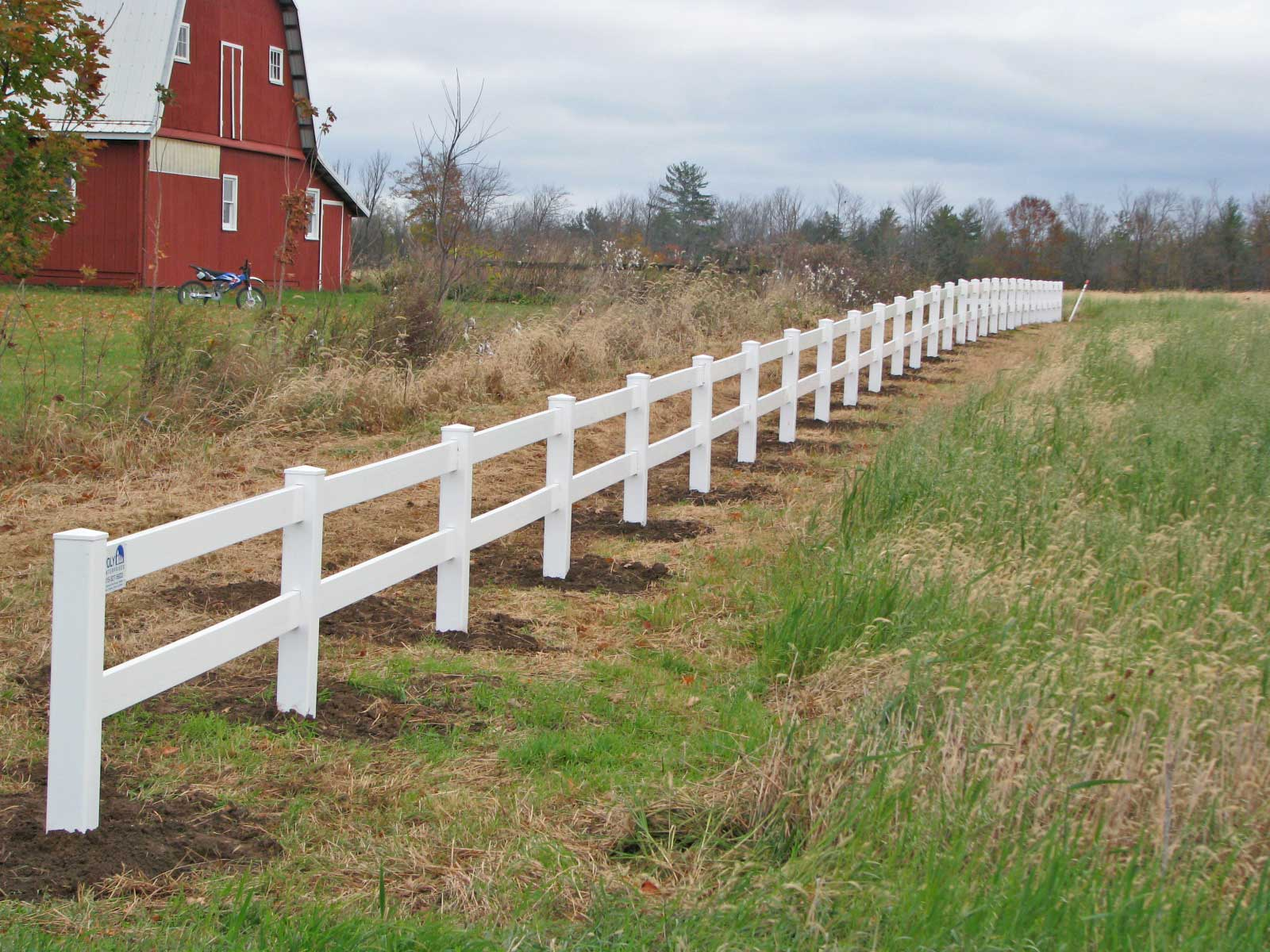 Small Horse Fencing