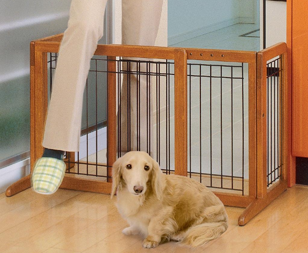 Style Indoor Dog Fence
