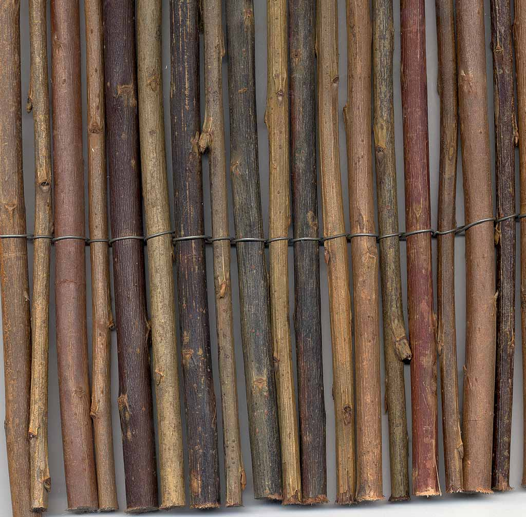 Stylish Bamboo Fencing Rolls