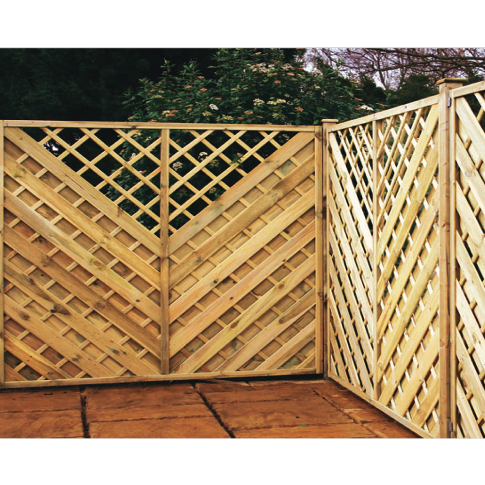 Image of: Unique Cheap Privacy Fence
