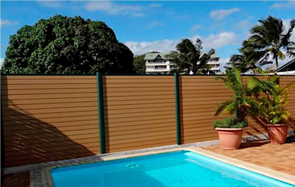 Wood Composite Fencing