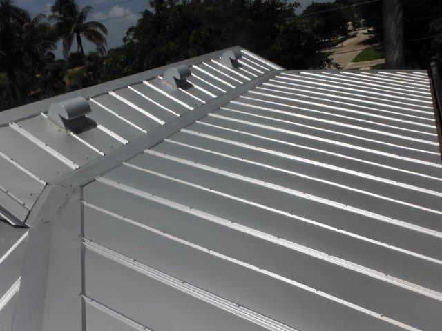 5v Crimp Metal Roof Supply