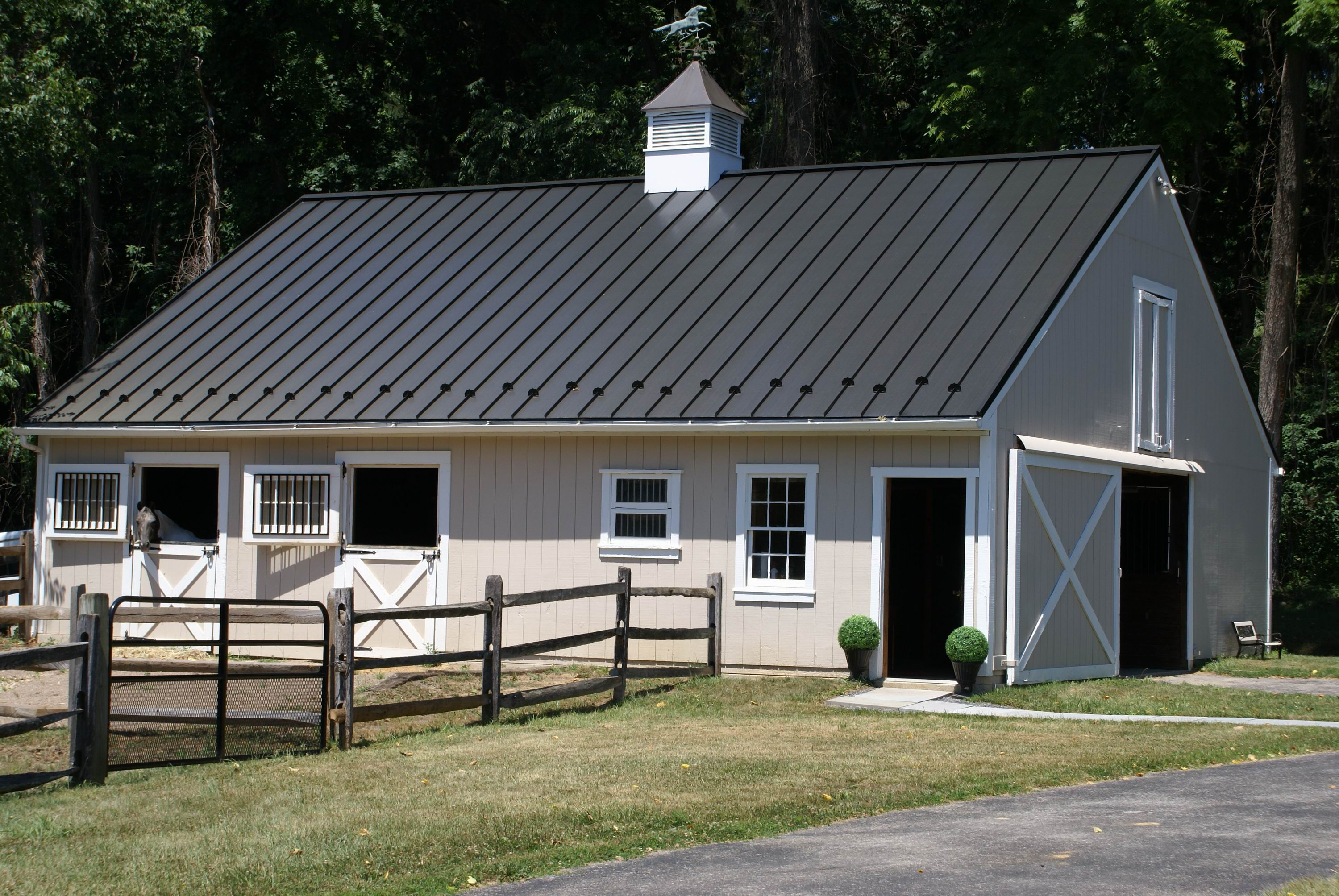 5v Crimp Metal Roof and Siding