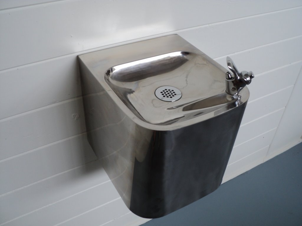 Image of: ADA Drinking Fountain Image