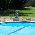 Above Ground Pool Fountain Type