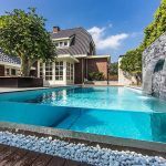 Above Ground Pool Fountain and Waterfalls