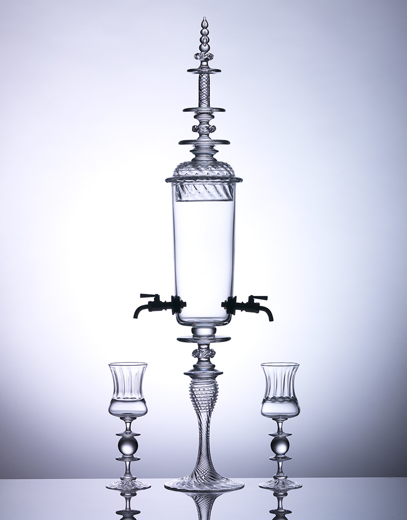 Image of: Absinthe Fountain Ideas