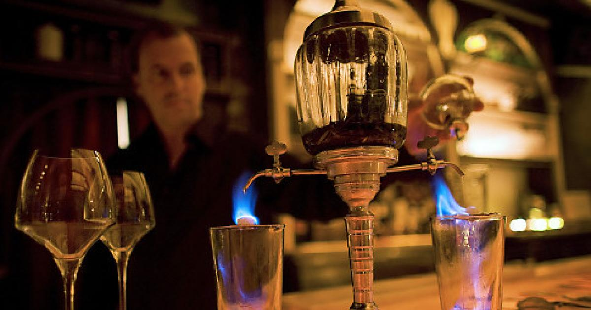 Image of: Absinthe Fountain Set Picture