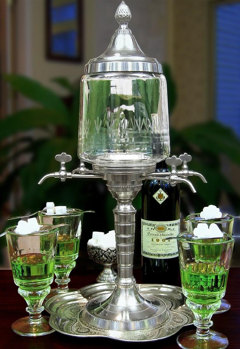 Image of: Absinthe Fountain Sets