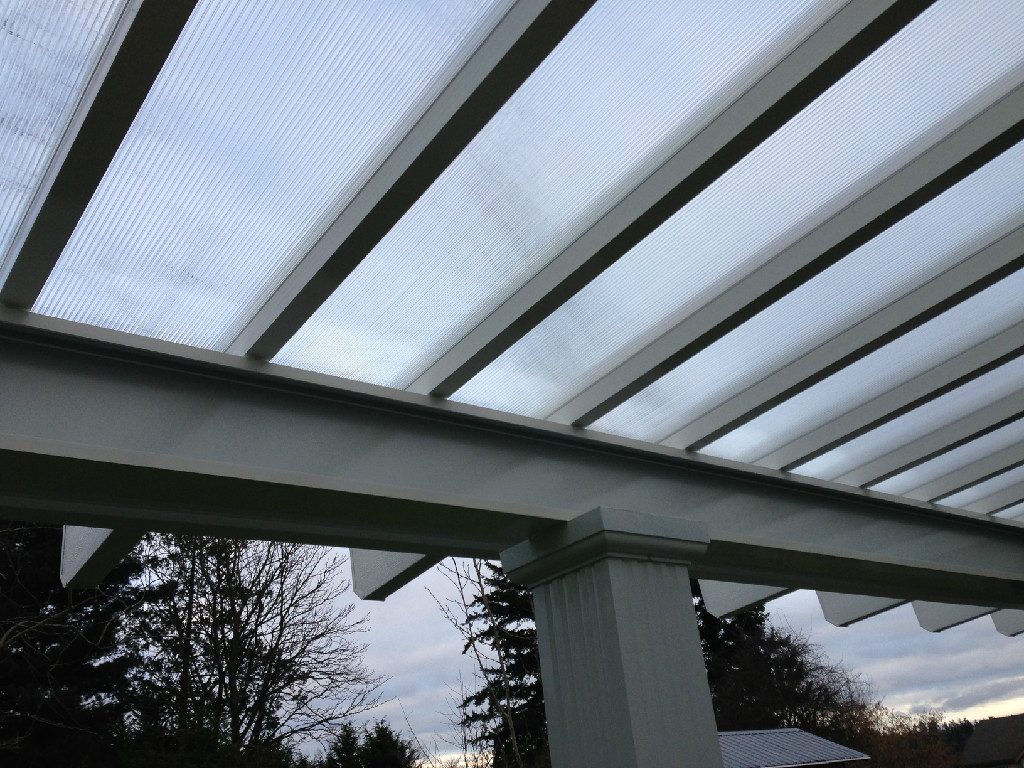 Acrylic Roof Panels For Patio