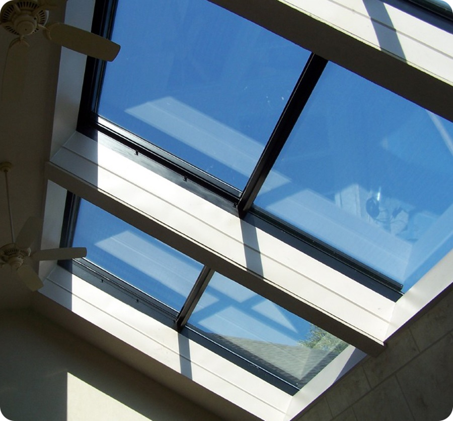 Image of: Acrylic Roof Panels