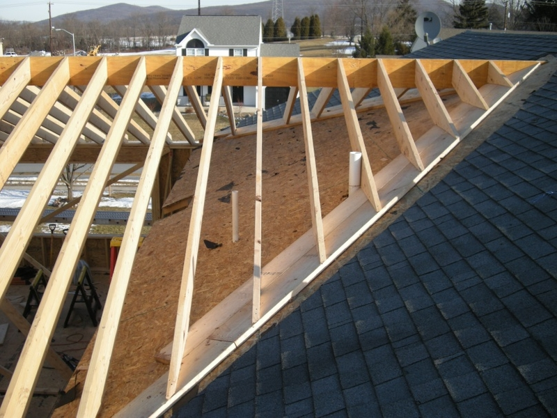 Adding a Gable Roof to an Existing Roof Ideas