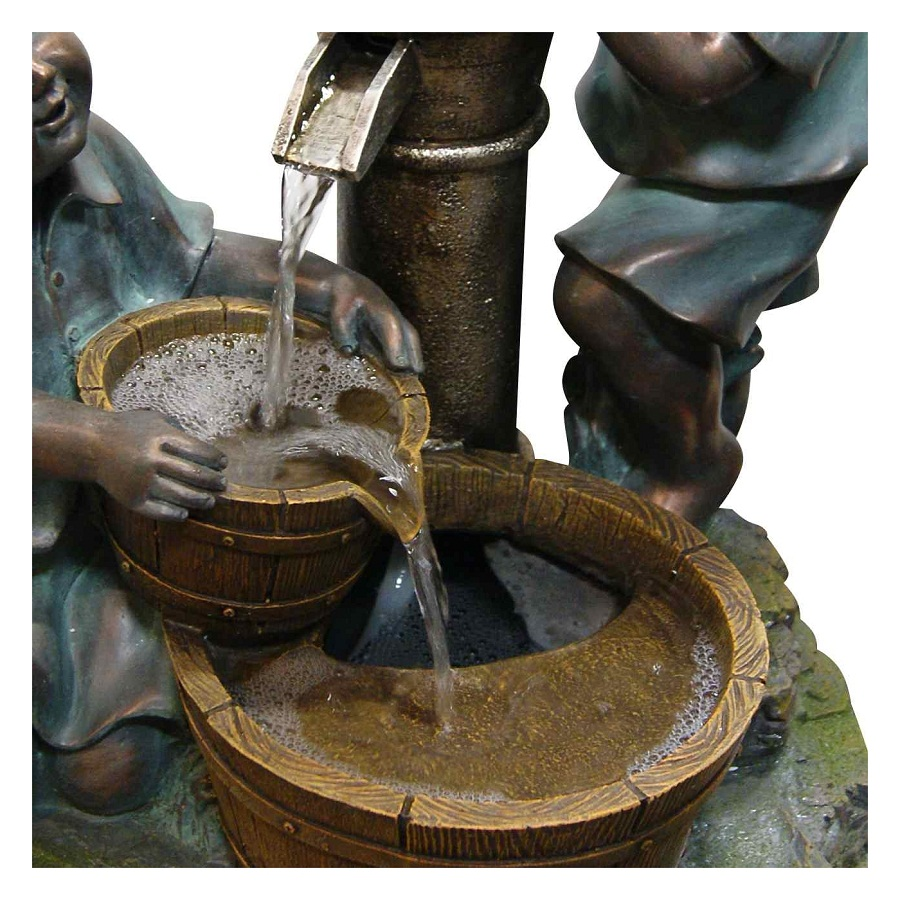 Image of: Alpine Water Fountain Designs