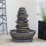 Alpine Water Fountain Stone