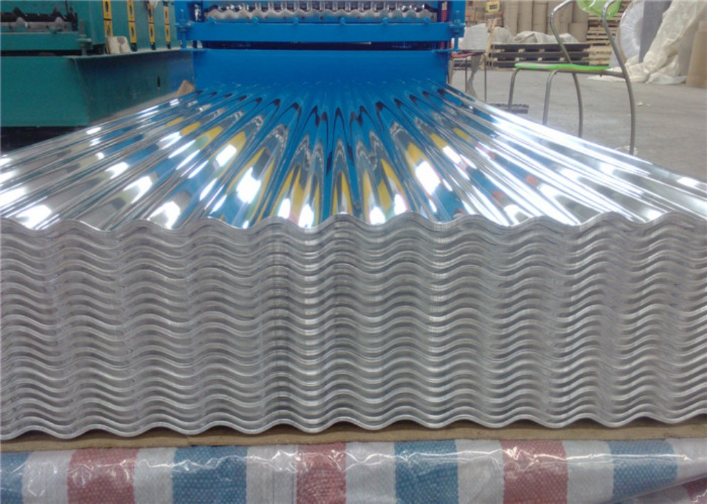 Image of: Aluminium Roofing Panels
