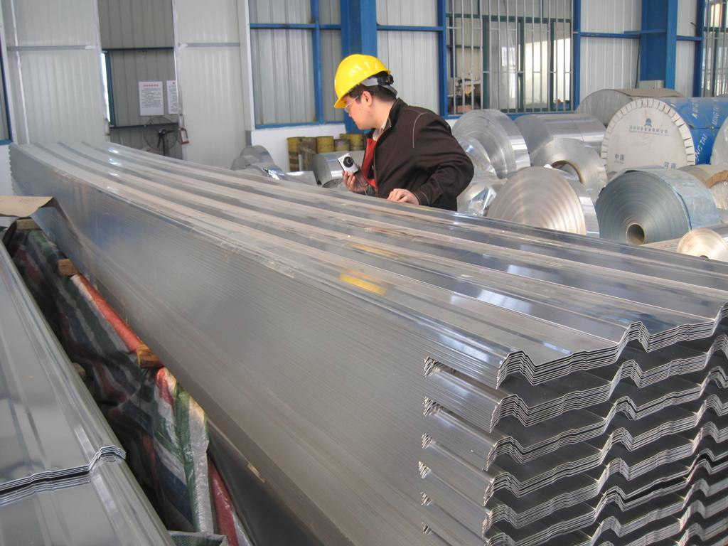 Image of: Aluminium Roofing Sheets for Sale