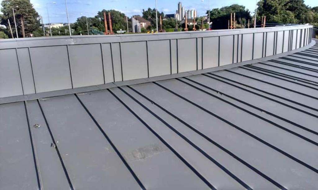 Image of: Aluminium Roofing Sheets