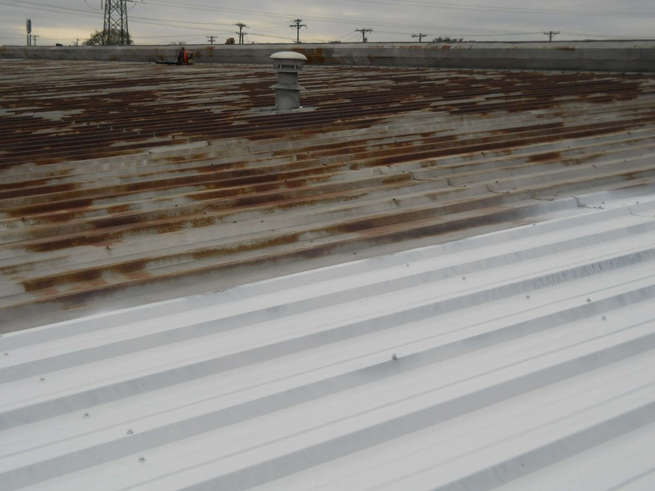 Image of: Aluminum Roof Coating Advantages Designs Ideas