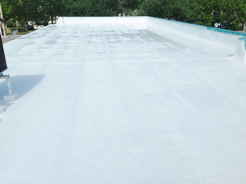 Image of: Aluminum Roof Coating Reviews Designs Ideas