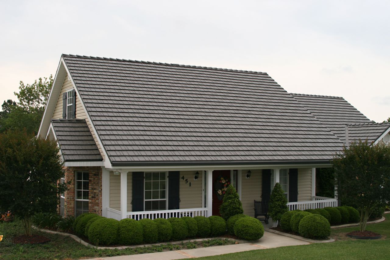 Image of: Aluminum Roof Paint Options