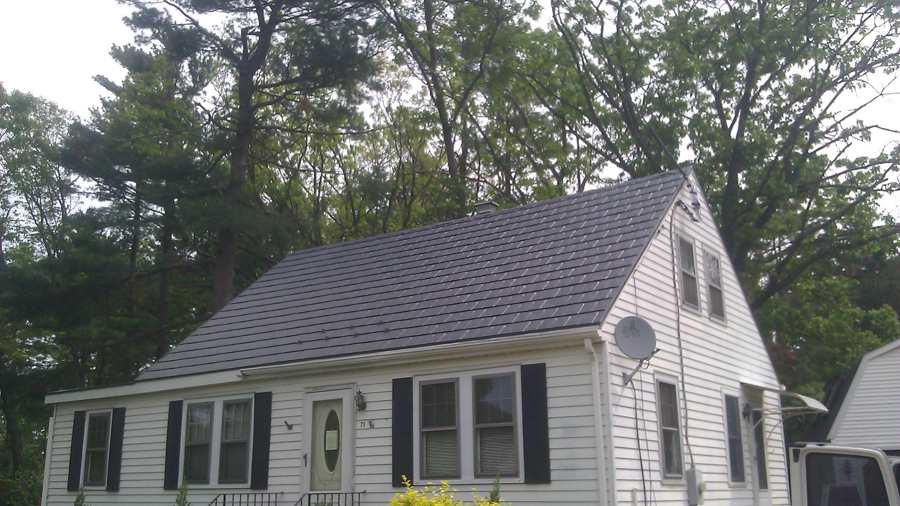 Image of: Aluminum Roof Paint