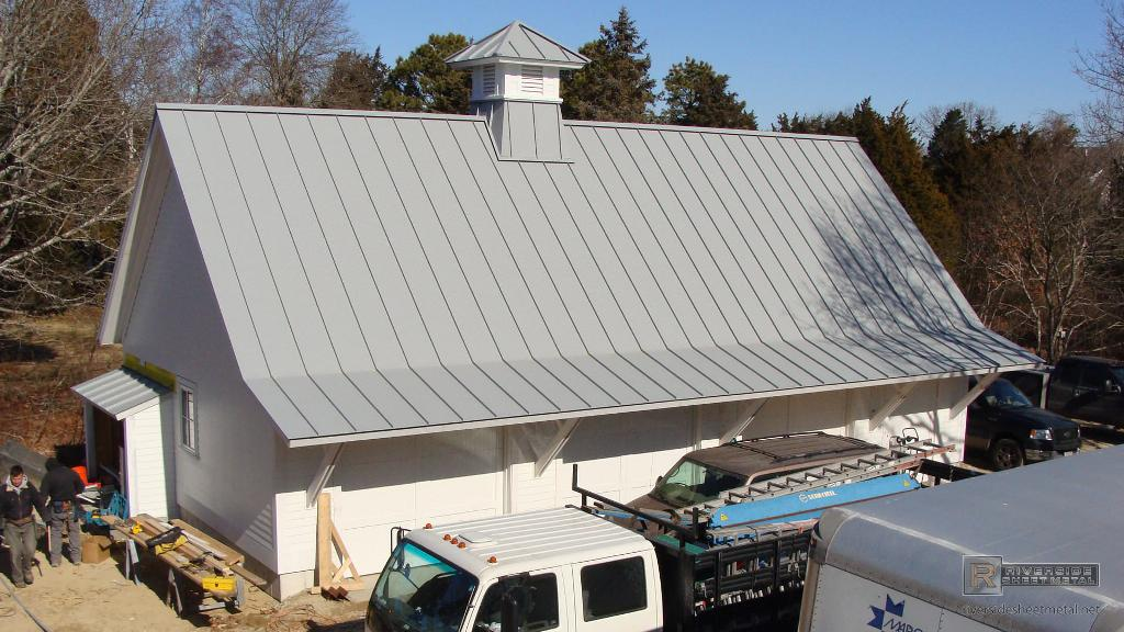 Image of: Aluminum Roofs Pictures