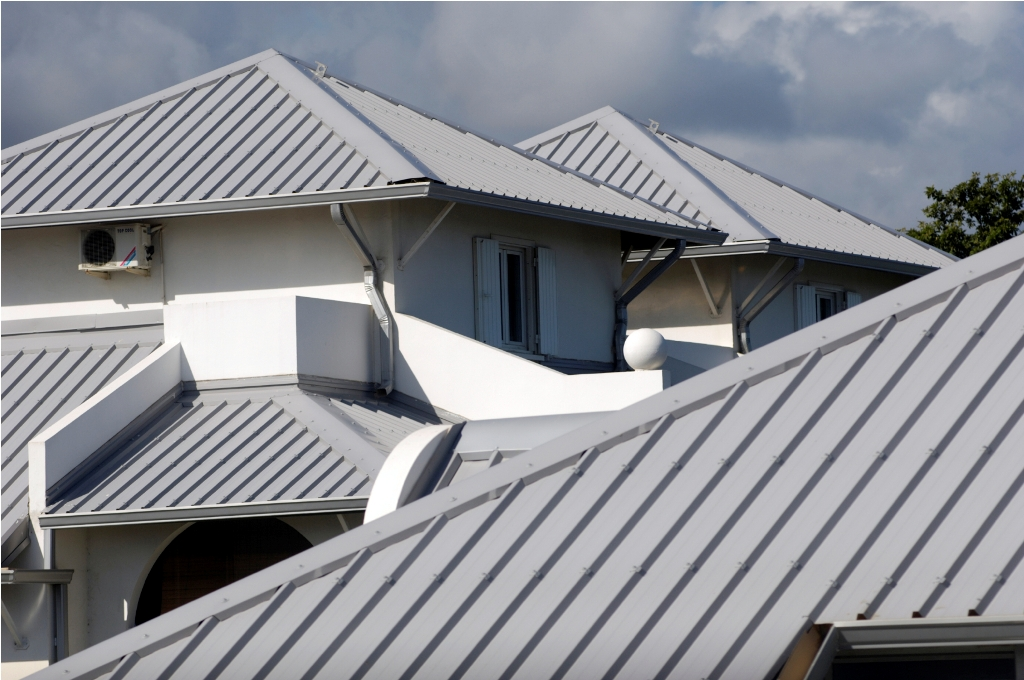 Image of: Aluminum Roofs