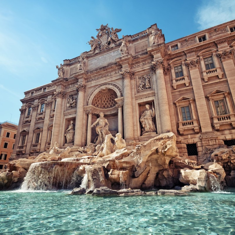 Image of: Amazing Bernini Fountains