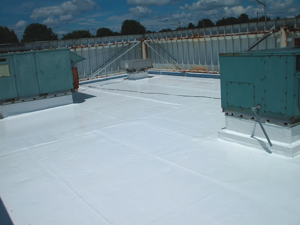 Amazing Cool Roof Coating